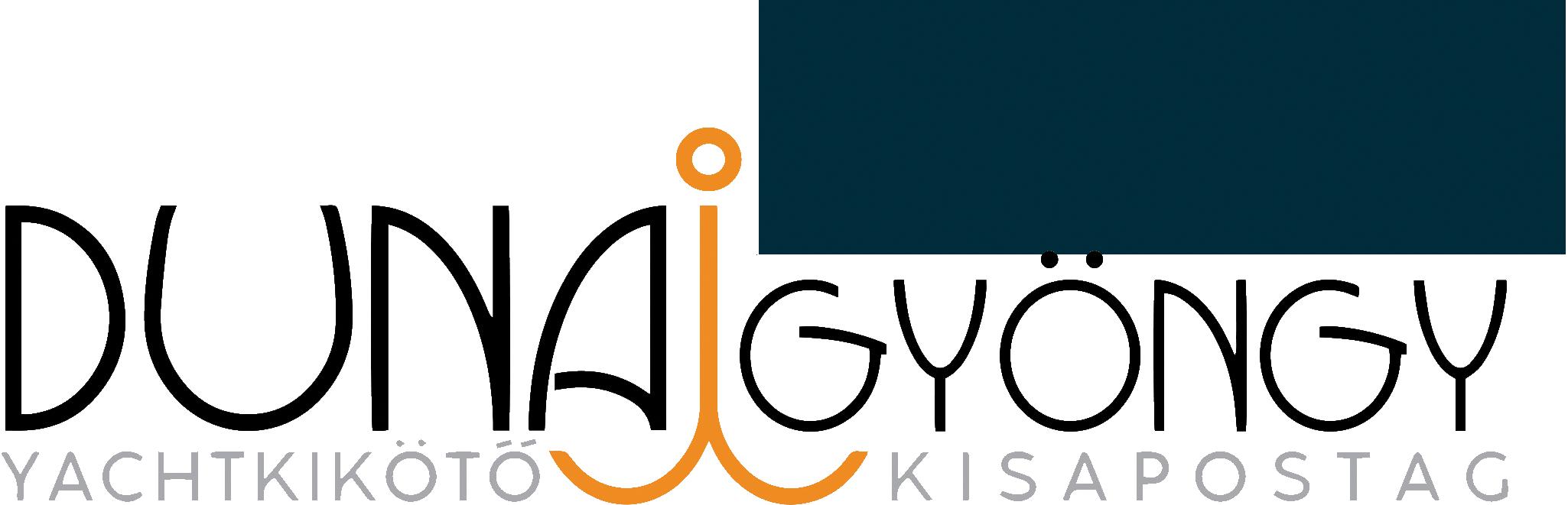 Dunai Gyöngy Yachtkikötő logó